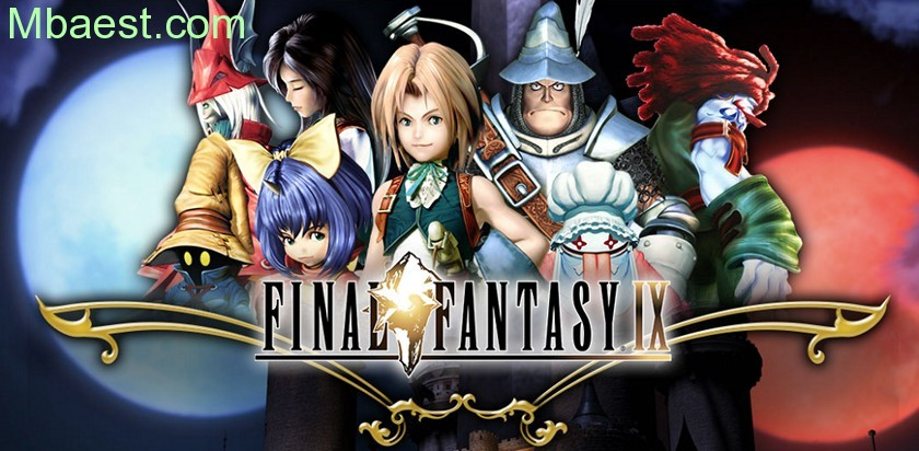 Game Final Fantasy IX was released on Android and iOS